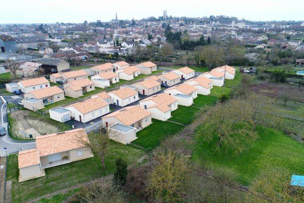 25 nouveaux logements à Loudun et Berrie