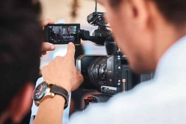 Réalisation de portraits métiers pour Safran