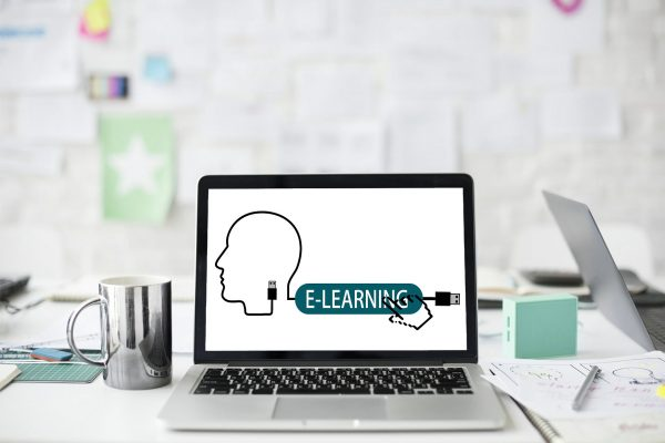 Réalisation de modules de formations en e-learning.