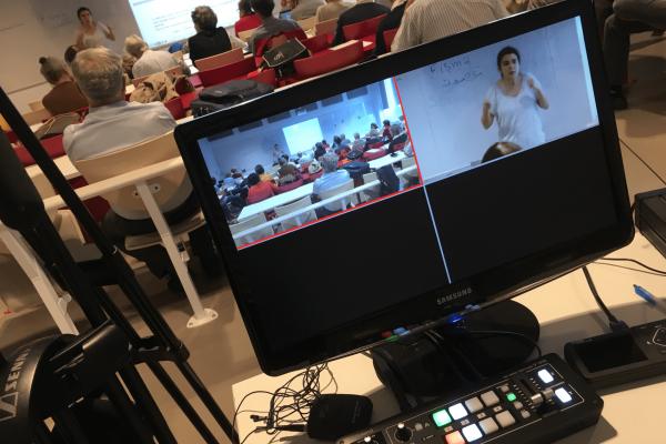 Régie vidéo HD pour captation de vos évènements.