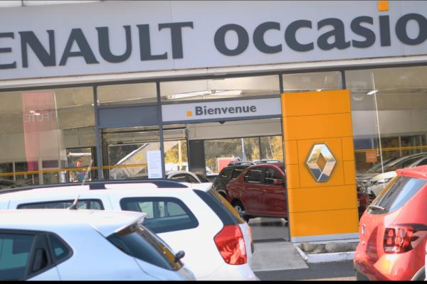 Spot pub – Renault Occasions