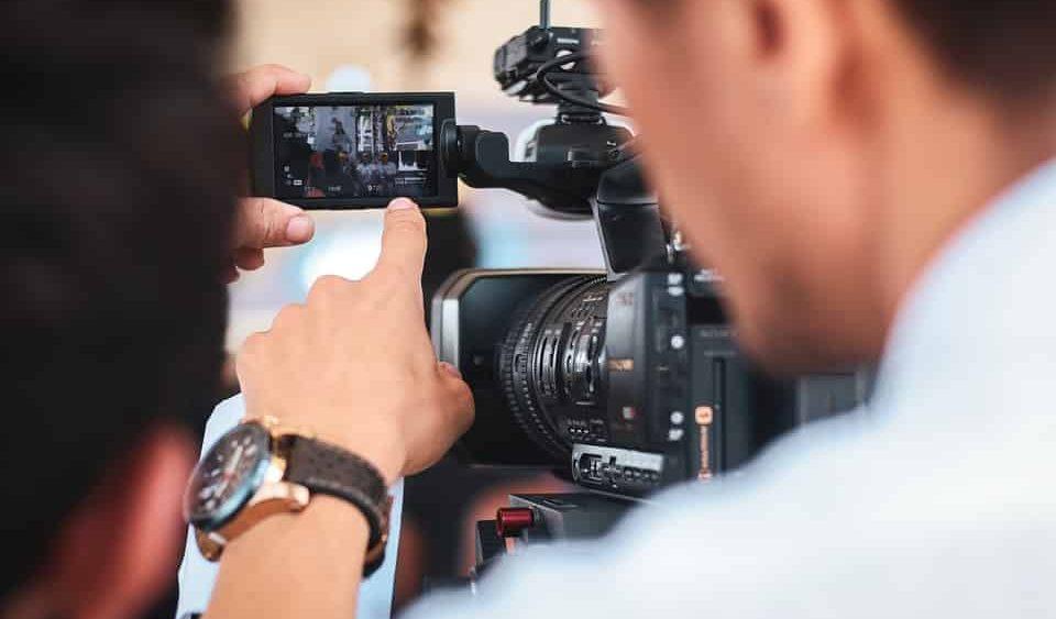 tournage d'une vidéo de présentation pour safran chatellerault dans la vienne (86)