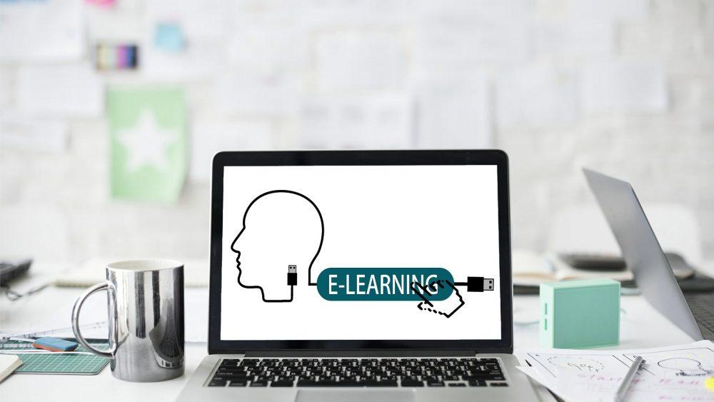 Réalisation de modules de formations en e-learning.