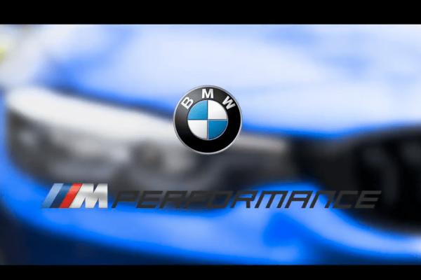 BMW sur le circuit du Vigeant