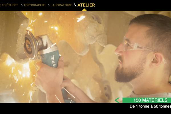 Nouveau Film d'entreprise pour Routes et Chantiers Moderne