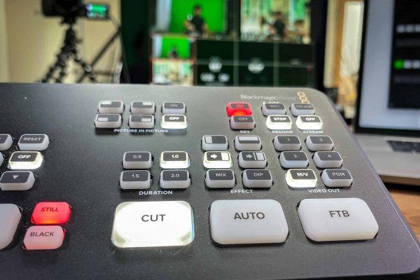 Diffusion en direct live sur les réseaux